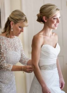 Karen Koefman wedding dress