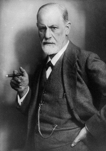 Sue Woodriffe Body & Mond Alchemist - Sigmund Freud