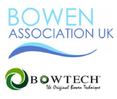 Sue Woodriffe Registered with Bowen Association UK